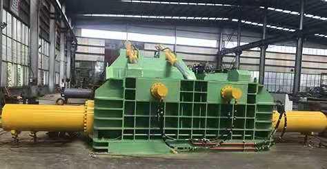 1000吨金属打包机废旧钢材铁销回收压块机专营厂家