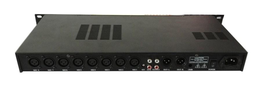 广州专业的GX-722智能混音器厂家推荐-教学混音器