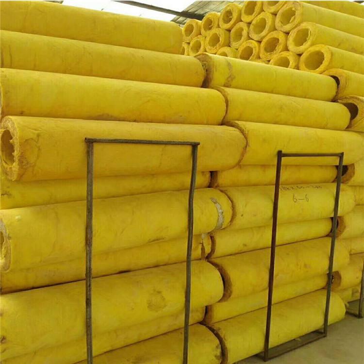實惠的玻璃棉保溫管推薦    -天津玻璃棉保溫管廠家