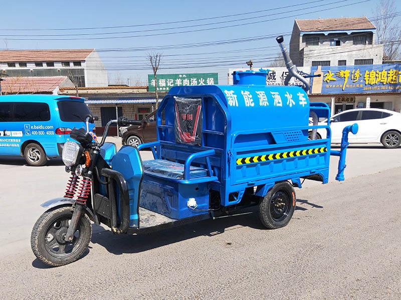 贵州电动洒水车价格_选购专业的电动洒水车就选郓城兴顺环卫