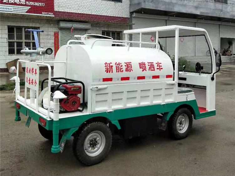 山西电动洒水车报价-菏泽价位合理的电动洒水车哪里买