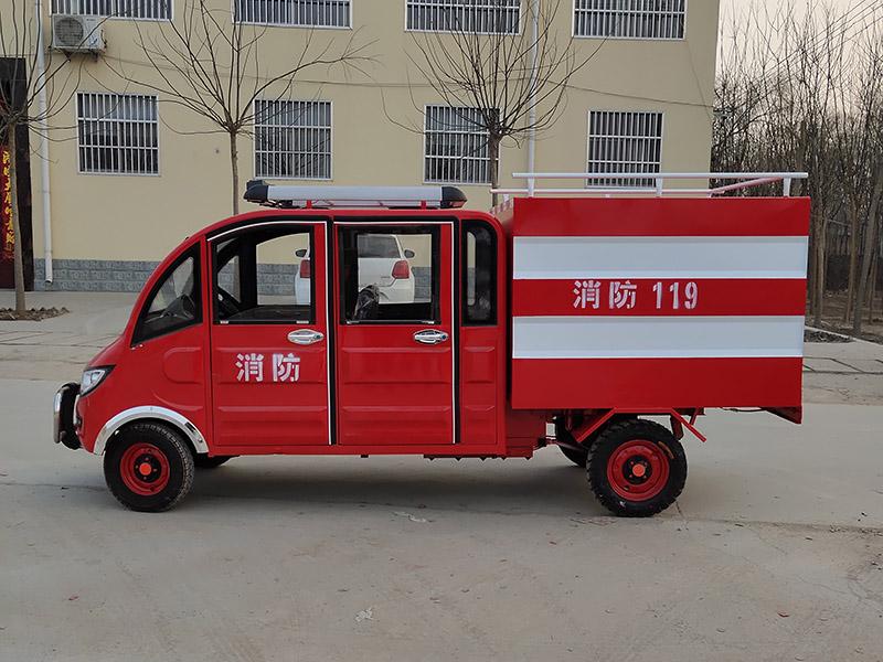电动消防车厂家直销_有品质的电动消防车菏泽哪里有售
