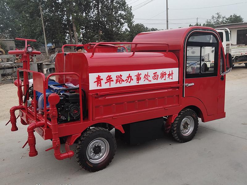 广西电动消防车-选质量硬的电动消防车-就到郓城兴顺环卫