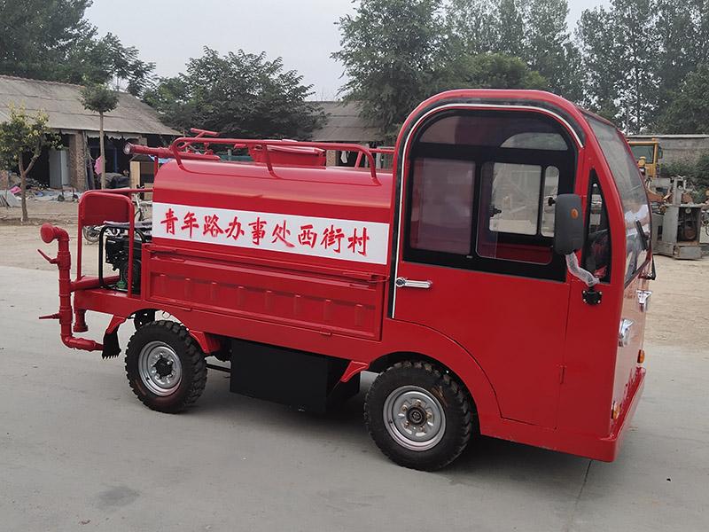 郓城兴顺环卫提供品牌好的电动消防车