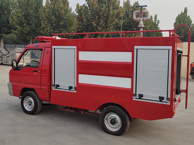 电动灭火车 菏泽哪里有质量好的电动消防车供应