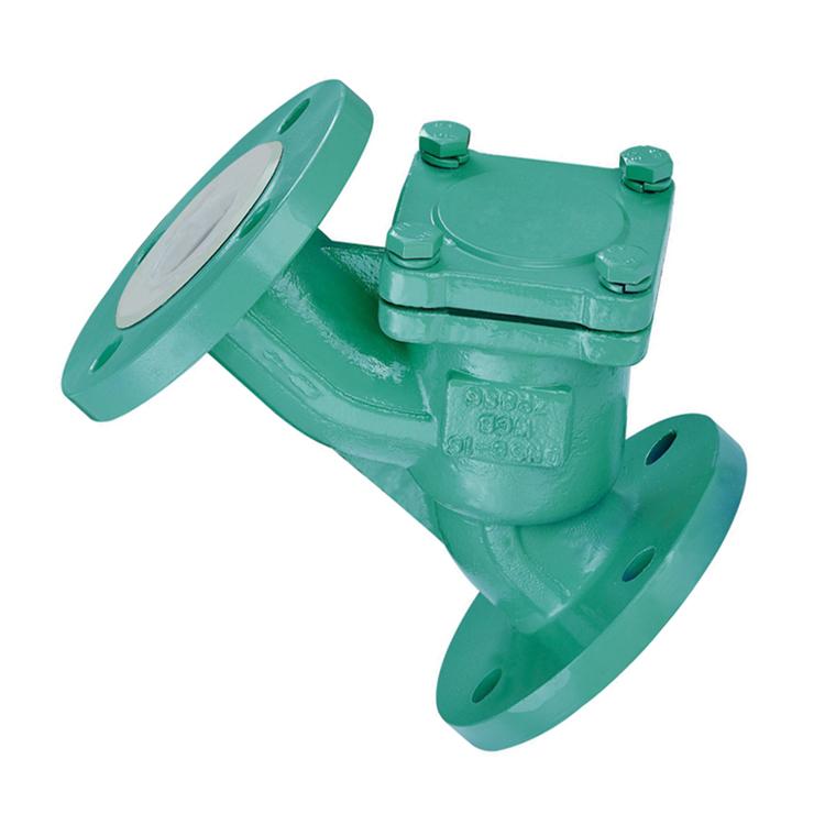 怀柔定制衬氟Y型过滤器-温州哪里有供应衬氟Y型过滤器