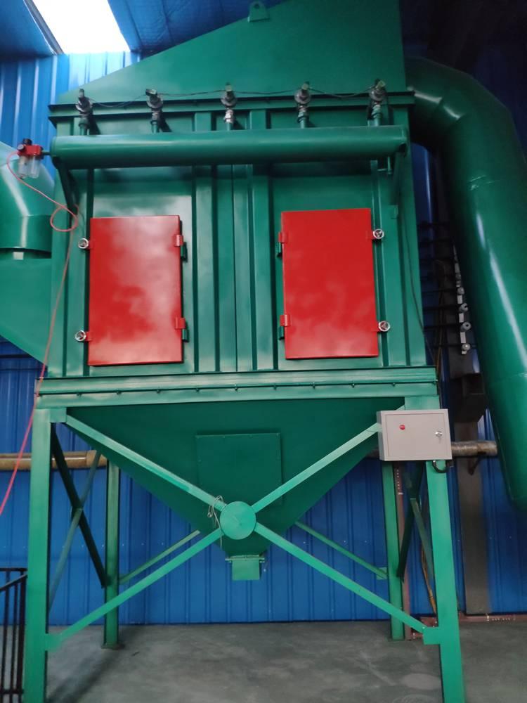 脉冲布袋式除尘器-富亿机器供给品质好的除尘装备