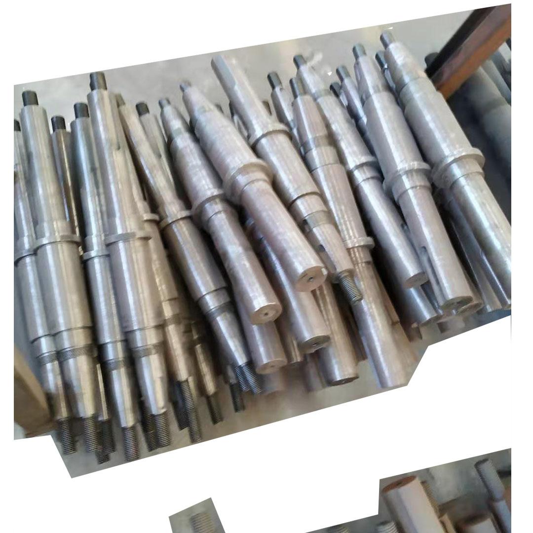 PVC料高混机配件