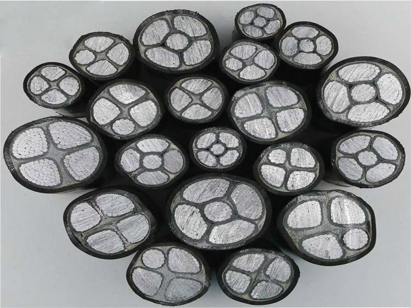 控制电缆-贵州新型铝芯交联聚乙烯绝缘聚氯乙烯护套电力电缆供应