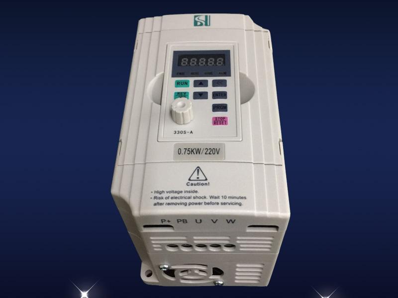 上海单相变频器-想买口碑好的0.75kw变频器就来三绫电气
