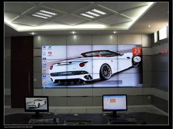 可扩展企业公司专用拼接屏,陕西海视博13087685563