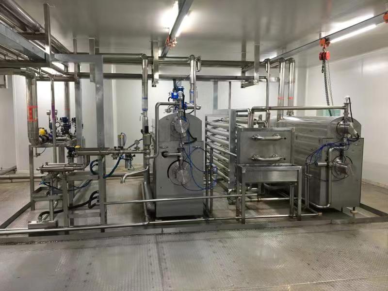人造奶油生產線批發|選購價格優惠的蛋黃醬生產線就選嘉溢機械
