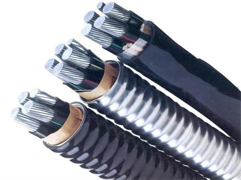 異形導體鋁合金電纜