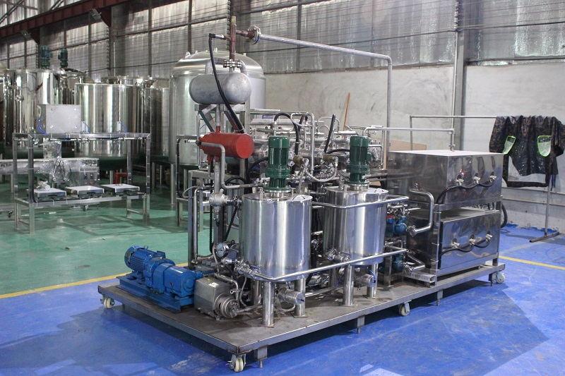 實驗室型人造奶油|肇慶口碑好的人造奶油生產線哪里買