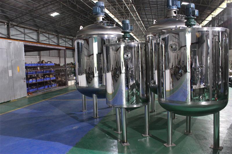 起酥油攪拌機-肇慶優惠的不銹鋼臥式攪拌罐批售