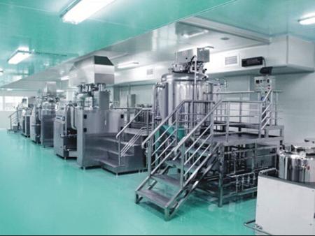 南京品牌好的真空乳化机哪家有 真空乳化机厂商