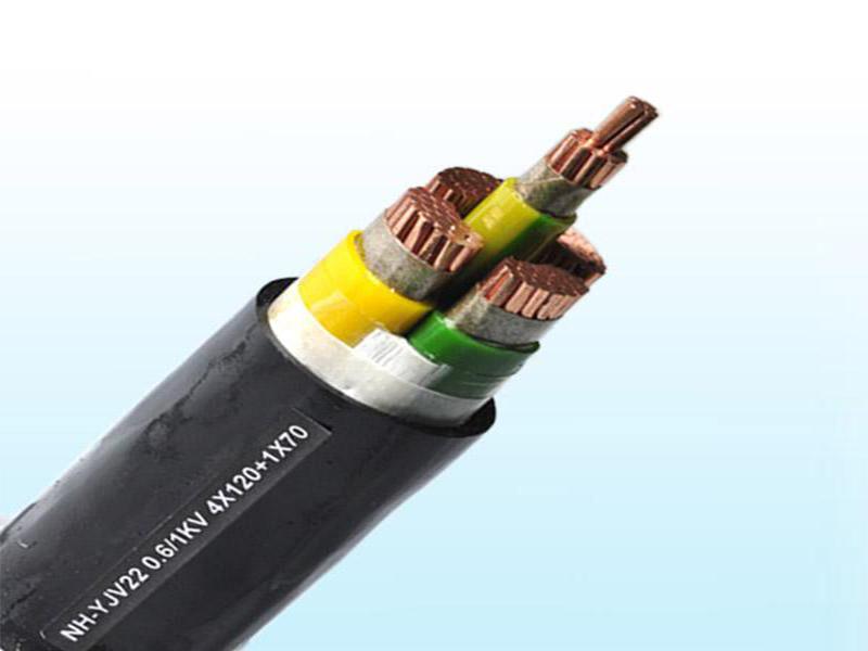 阻燃耐火電纜