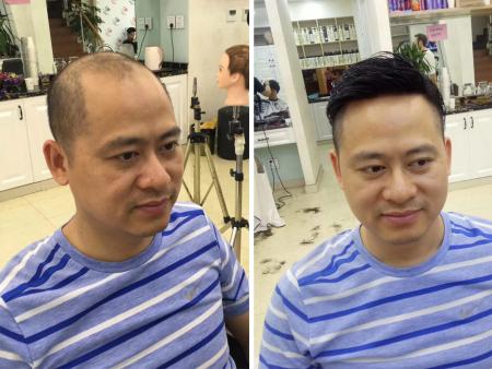 男士假发价格_供应好用的男士假发