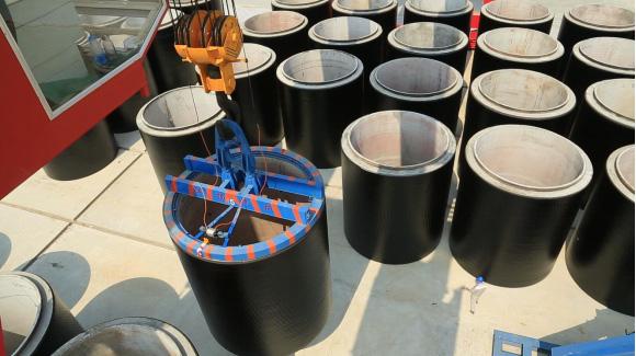 預應力鋼筒混凝土管系列PCCP