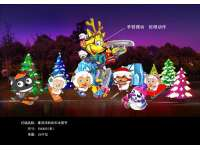 沈陽節日彩燈設計制作,東北地區專業供應就找沈陽鑫佳藝