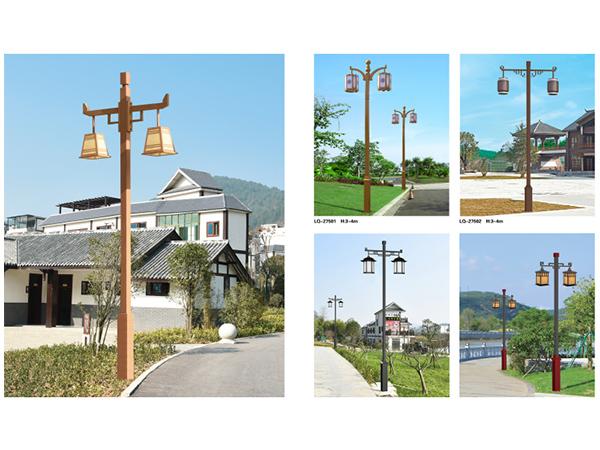 河南庭院燈