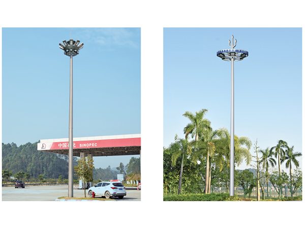 高杆灯厂家-供应河南奥兰照明专业的高杆灯