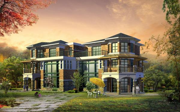 西華輕鋼別墅造價_有品質的輕鋼別墅直銷