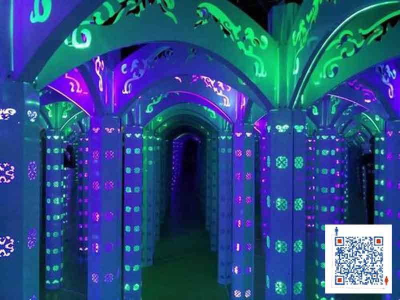 批发新乡镜子迷宫游乐设施-新式的新乡镜子迷宫游乐设施就在鼎艺游乐设备