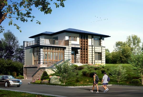 钢结构别墅公司|大量出售价格划算的钢结构别墅