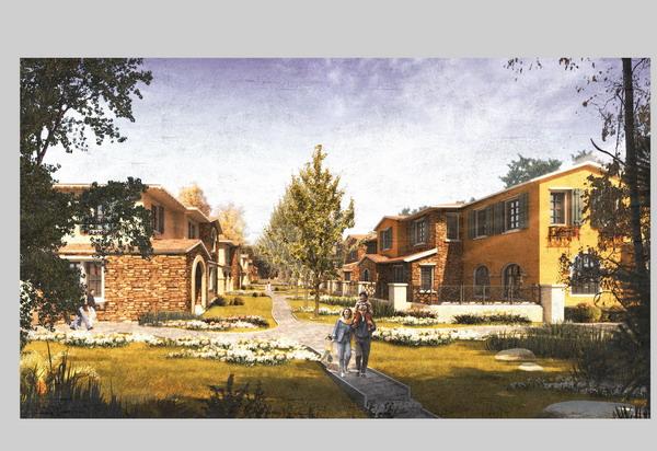 農村建房設計-在哪能買到廠家直銷的農村建房呢