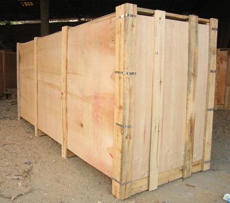海珠大型木箱_為您推薦奮達包裝銷量好的夾板箱