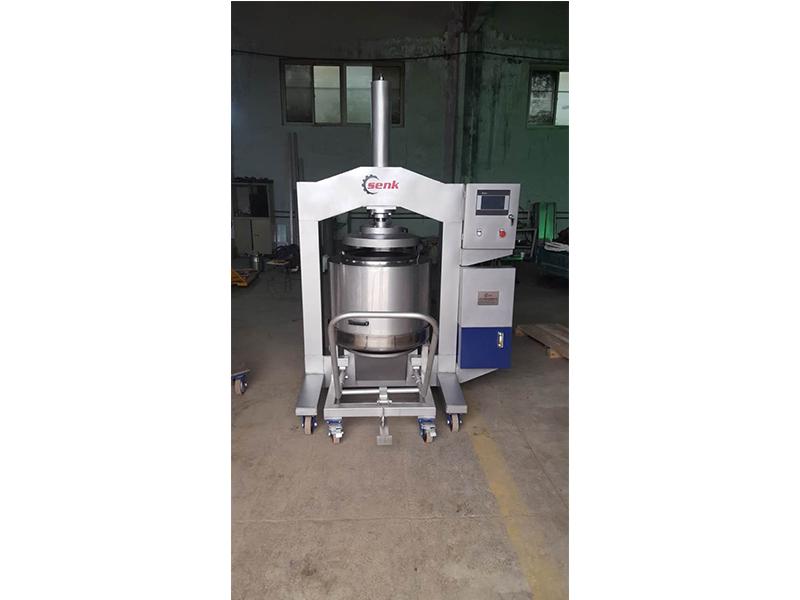 森科自動液壓冰葡萄壓榨機,新鄉SK-80冰葡萄壓榨機廠家