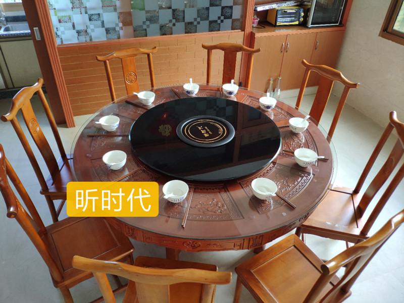 吉安電磁爐自動轉盤-高性價電動電磁爐餐桌轉盤到哪買