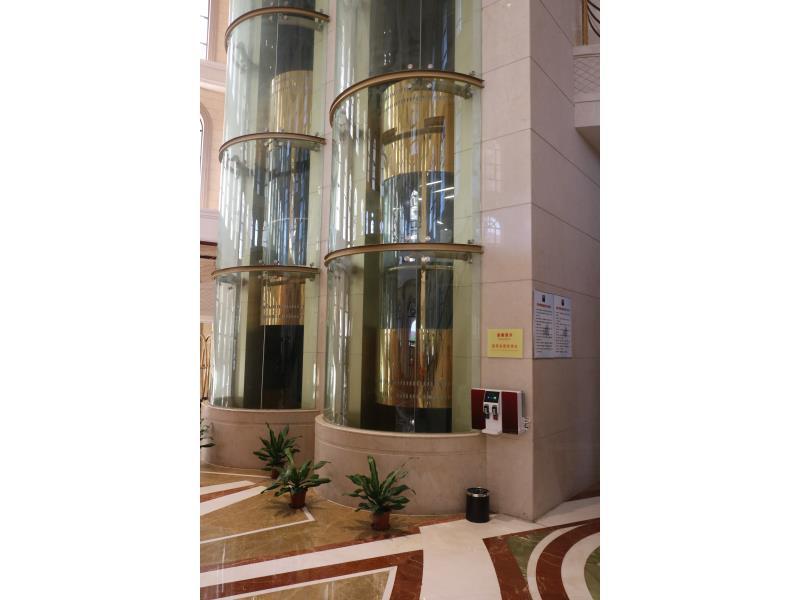 觀光電梯廠家出售-觀光電梯安裝