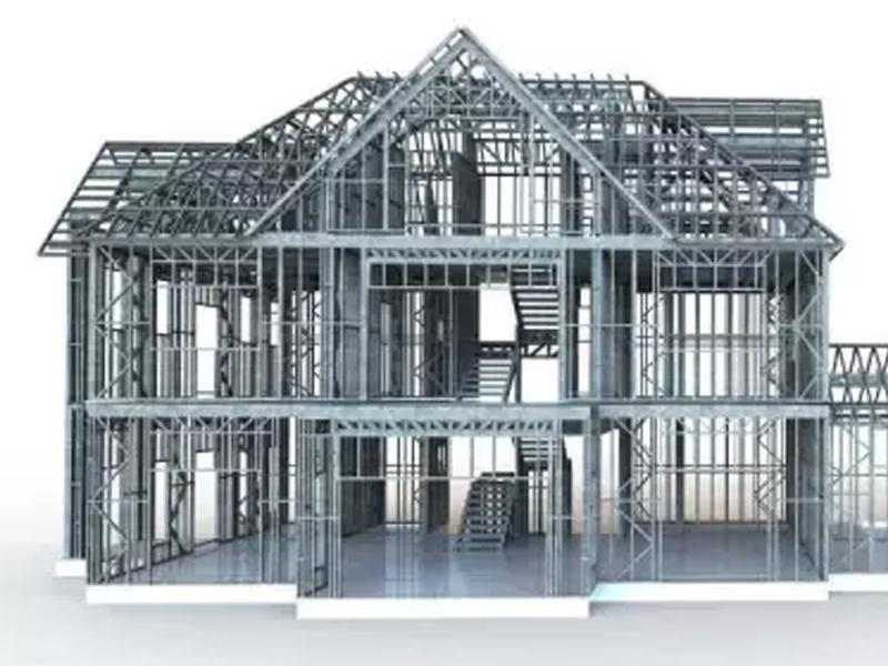 实惠的钢结构住宅-河南钢结构住宅设计