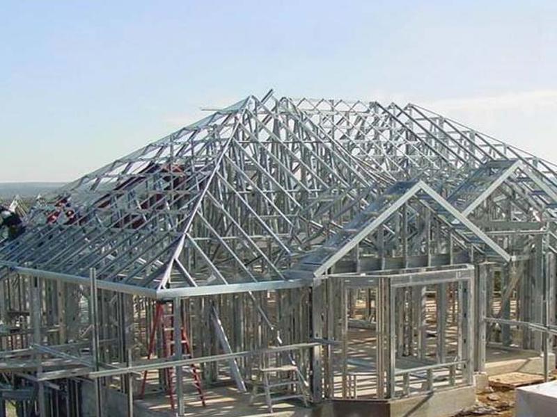 上海钢结构住宅-口碑好的河南钢结构住宅公司