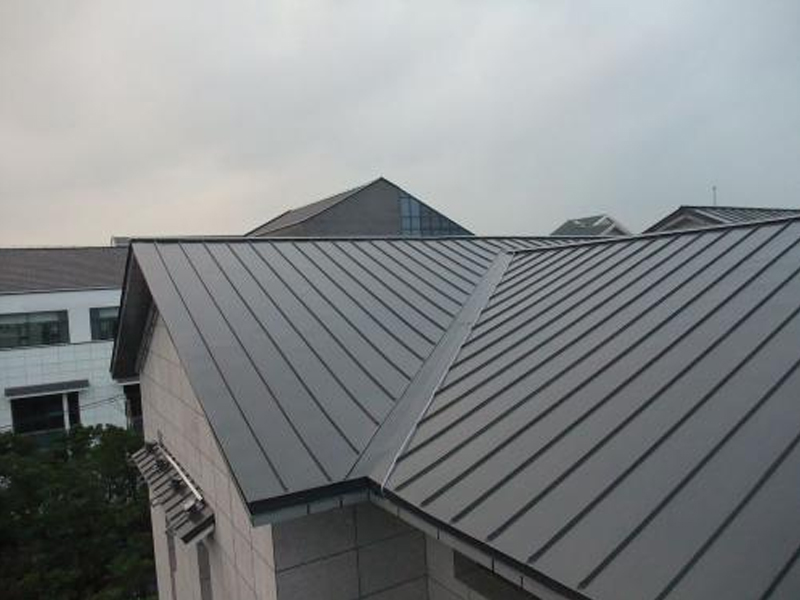 天津金属屋面系统-价格适中的金属屋面系统是由晨盛集团提供