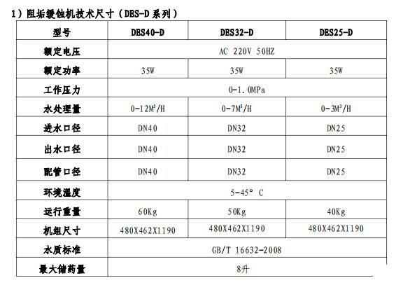 水处理专卖店-郑州劲能冷暖设备提供具有口碑的DES-D-系列阻垢缓蚀机组