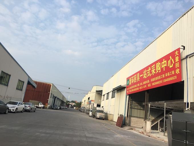 惠州厨具批发市场|广州靠谱的二手厨具批发供应商