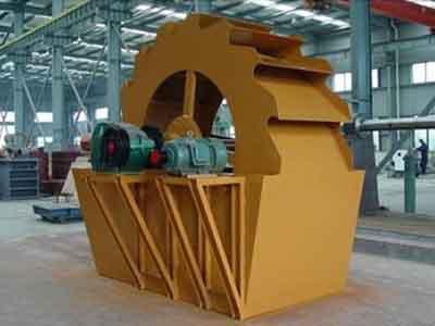 行業新資訊-輪式洗砂機生產||供應【凱潤】加工定制洗砂機