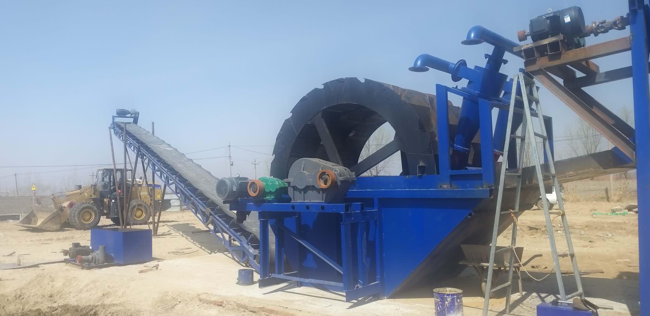 破碎水洗设备,破碎水洗机械,破碎水洗机械生产