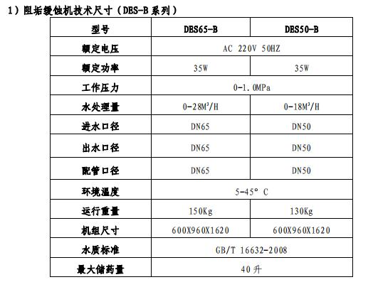 水處理供銷_鄭州DES-B 系列阻垢緩蝕機組哪家好