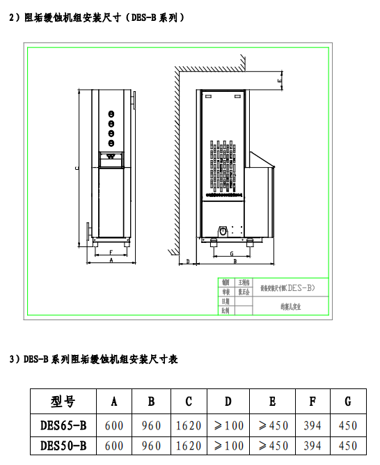 水處理-鄭州好用的DES-B-系列阻垢緩蝕機組出售