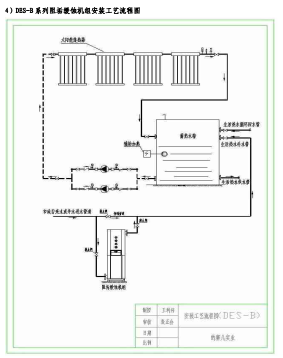 智能水垢防控機組-河南報價合理的DES-B-系列阻垢緩蝕機組