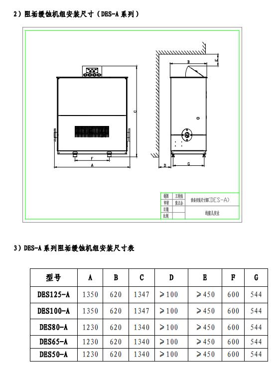 水處理價格行情-鄭州實惠的DES-A 系列阻垢緩蝕機組哪里買