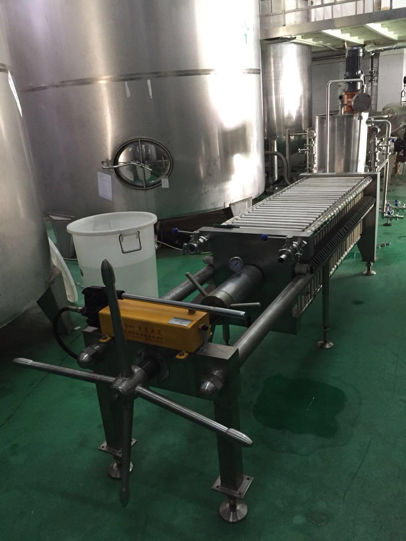 重慶板框紙板過濾機-性價比高的板框硅藻土過濾機供應信息