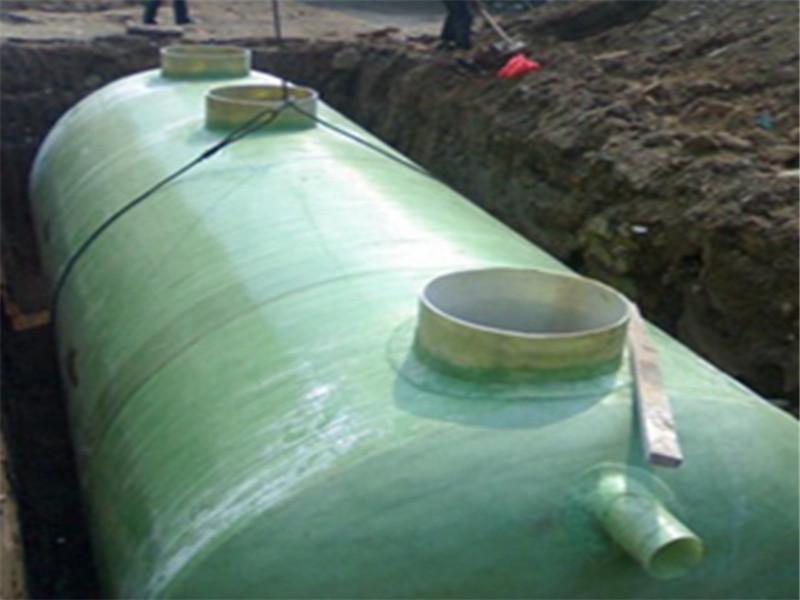 玻璃钢化粪池供应质量好 农村玻璃钢化粪池价格 专业生产厂家