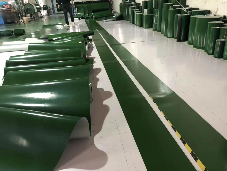 上海擋板輸送帶-專業的pvc輸送帶供貨商