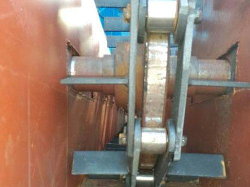 湖北MS刮板输送机-立贵环保专业制造刮板输送机
