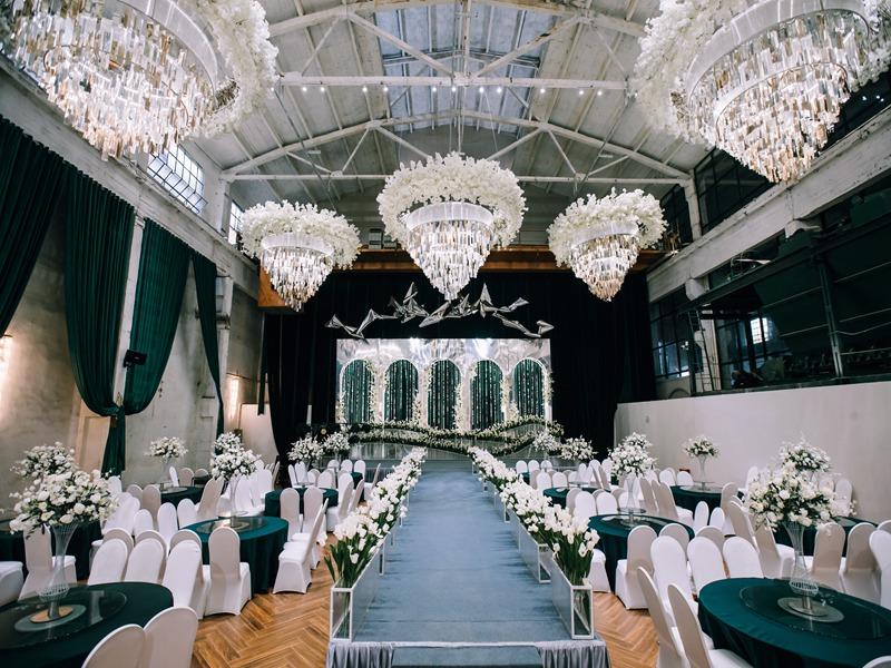 婚宴場地哪家好-昆明區域知名的昆明婚禮策劃公司